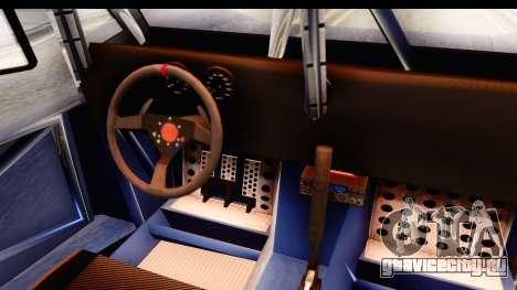GTA 5 Desert Raid SA Lights для GTA San Andreas вид изнутри
