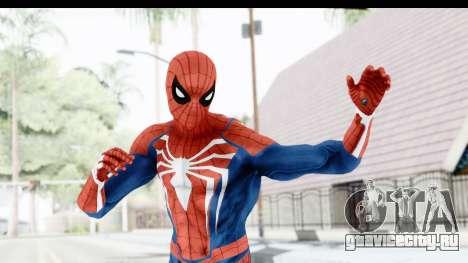 Spider-Man Insomniac v2 для GTA San Andreas