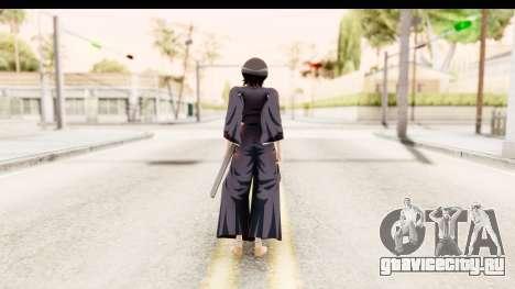 Bleach - Rukia для GTA San Andreas третий скриншот