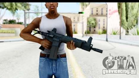 LR-300 для GTA San Andreas третий скриншот