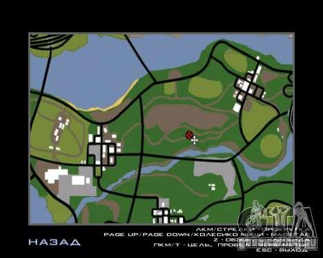 Старая ржавая ГАЗ 53 для GTA San Andreas пятый скриншот