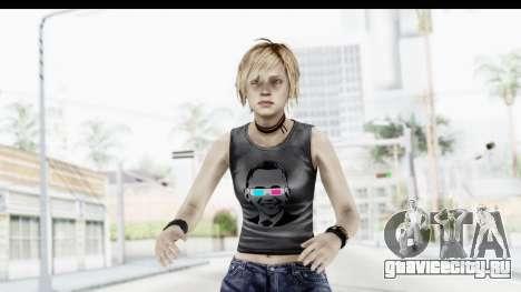 Silent Hill 3 - Heather Sporty Dark Gray Obama для GTA San Andreas