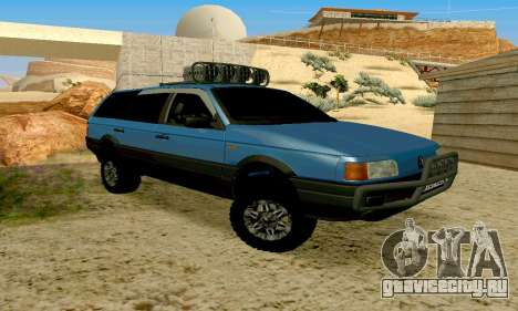 Volkswagen B3 для GTA San Andreas