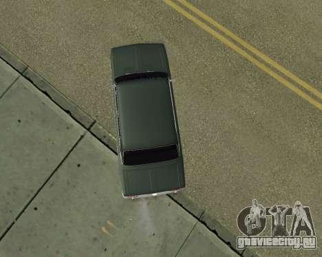 ВАЗ 2103 Armenian для GTA San Andreas вид сбоку