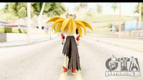 Bleach - Ichigo H для GTA San Andreas третий скриншот
