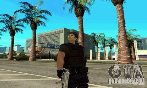 Тренер SWAT для GTA San Andreas