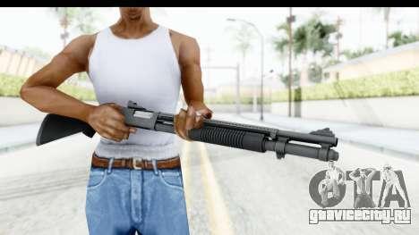 Mossberg 590 для GTA San Andreas третий скриншот