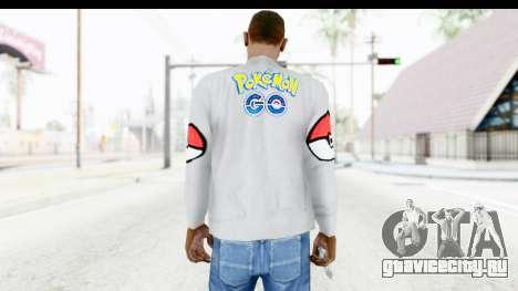 Sweat Pokemon Go Pikachu для GTA San Andreas второй скриншот
