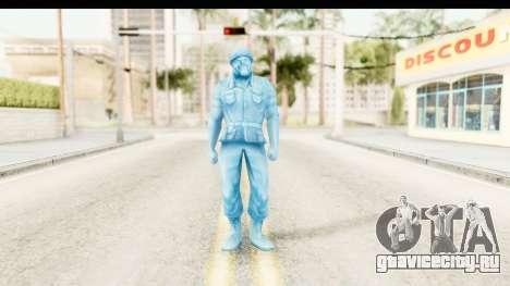 ArmyMen: Serge Heroes 2 - Man v4 для GTA San Andreas второй скриншот
