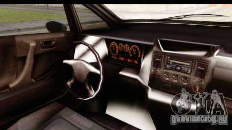 GTA 5 (4) Dinka Perennial IVF для GTA San Andreas вид изнутри