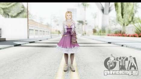 Tina Mashup from Dead Or Alive 5 для GTA San Andreas второй скриншот