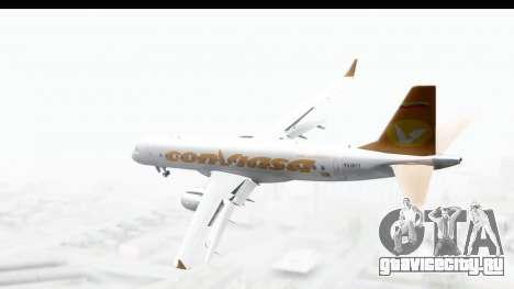 Embraer 190 ConViasa для GTA San Andreas вид слева