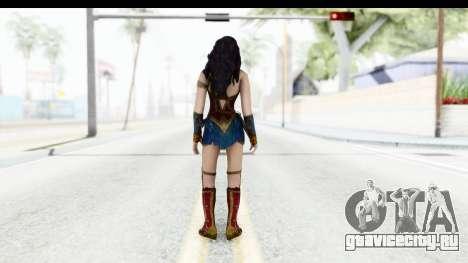 Injustice God Among Us - Wonder Woman BVS для GTA San Andreas третий скриншот