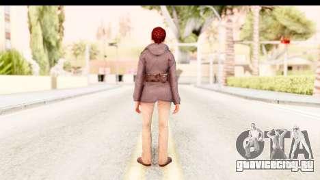 Silent Hill Downpour - Annie для GTA San Andreas третий скриншот