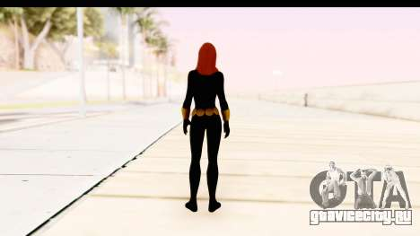 Marvel Heroes - Black Widow для GTA San Andreas третий скриншот