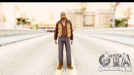 Silent Hill Homecoming - Travis для GTA San Andreas второй скриншот