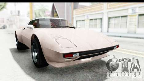 GTA 5 Lampadati Tropos SA Lights для GTA San Andreas