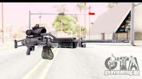 M240 FSK No Bipod для GTA San Andreas