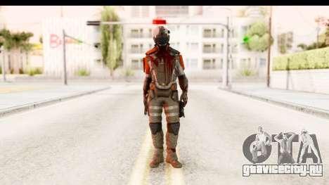 Homefront The Revolution - KPA v2 Dead для GTA San Andreas второй скриншот