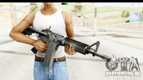 AR-15 для GTA San Andreas третий скриншот