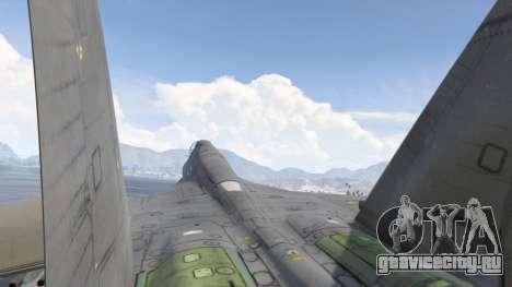 Су-30МКК HQ Китайский для GTA 5 шестой скриншот