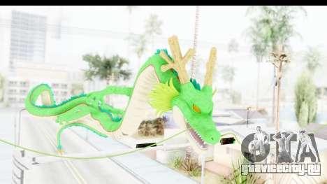 Shenron from Dragon Ball Xenoverse для GTA San Andreas второй скриншот