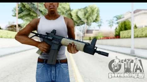 LR-300 Tan для GTA San Andreas третий скриншот