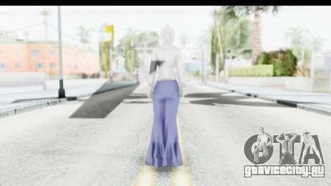 Muslim Girl для GTA San Andreas третий скриншот