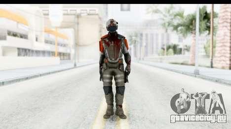 Homefront The Revolution - KPA v4 Dead для GTA San Andreas второй скриншот