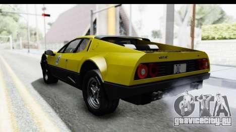 Ferrari 512 GT4 BB 1976 для GTA San Andreas