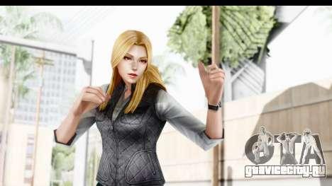 Marvel Future Fight - Sharon Carter (Civil War) для GTA San Andreas