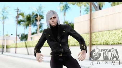 GTA 5 Ill Gotten-Gains DLC Female Skin для GTA San Andreas