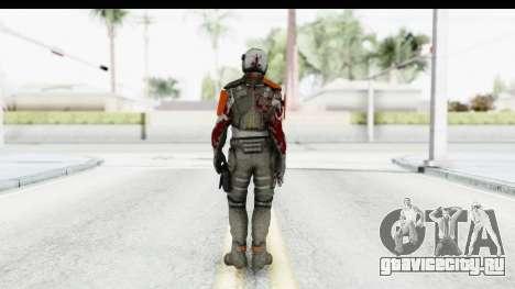 Homefront The Revolution - KPA v4 Dead для GTA San Andreas третий скриншот
