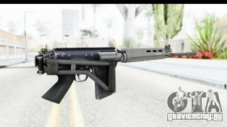 FN-FAL Folded для GTA San Andreas третий скриншот