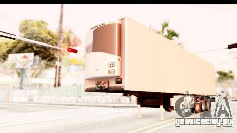 Trailer ETS2 v2 New Skin 2 для GTA San Andreas
