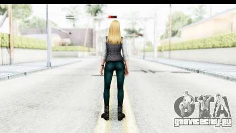 Marvel Future Fight - Sharon Carter (Civil War) для GTA San Andreas третий скриншот
