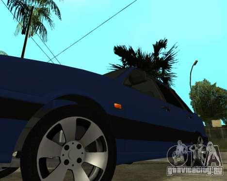 VAZ 21015 ARMENIAN для GTA San Andreas колёса