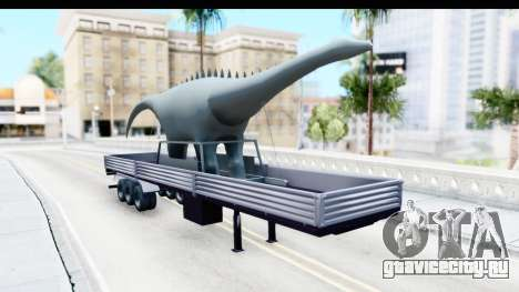 Trailer Brasil v7 для GTA San Andreas