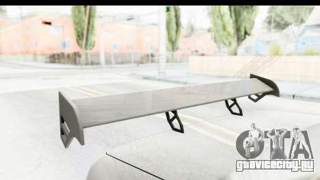 Elegy Sport Type v1 для GTA San Andreas вид изнутри