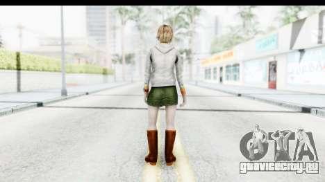 Silent Hill Downpour - Heather для GTA San Andreas третий скриншот