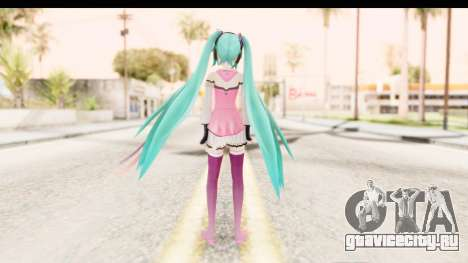 Project Diva F - Hatsune Miku Vocal Star Remade для GTA San Andreas третий скриншот