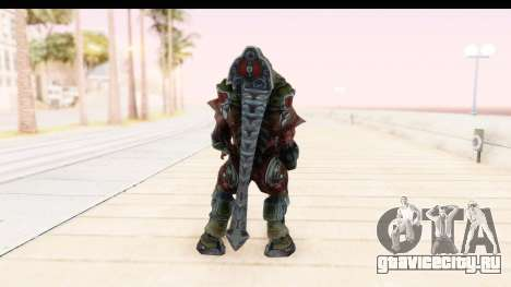 DOOM 3 - Cyberdemon для GTA San Andreas третий скриншот