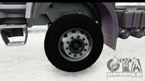 Tatra Phoenix 6x2 Agro Truck v1.0 для GTA San Andreas вид сзади