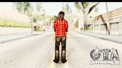 Twilight - Bella для GTA San Andreas третий скриншот