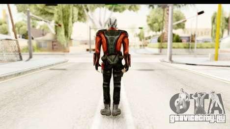 Suicide Squad - Deadshot для GTA San Andreas третий скриншот