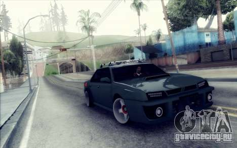 New Stance Sultan для GTA San Andreas