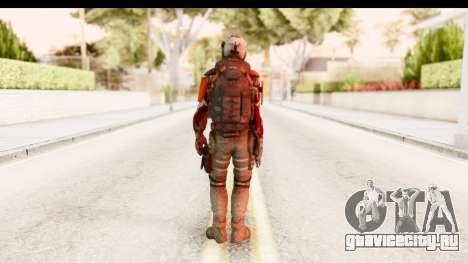 Homefront The Revolution - KPA v2 Dead для GTA San Andreas третий скриншот