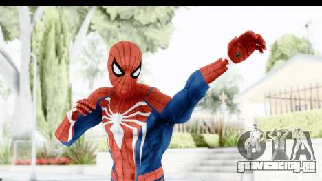 Spider-Man Insomniac v1 для GTA San Andreas