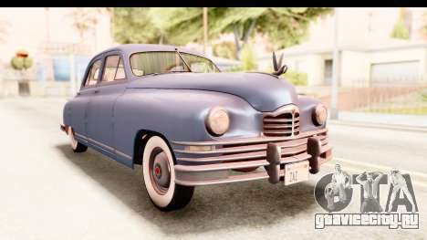 Packard Standart Eight 1948 Touring Sedan для GTA San Andreas