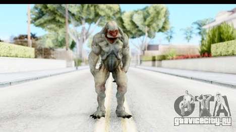 DOOM 3 - Hellknight для GTA San Andreas второй скриншот